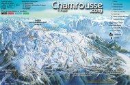 Chamrousse skigebied